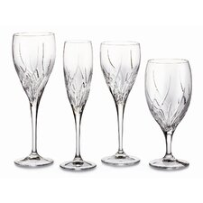 Summer Breeze White Wine Glass