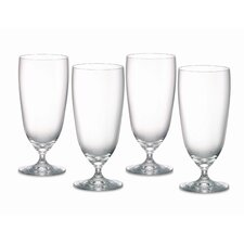 Vintage Iced Beverage Glasses (Set of 4)