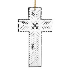 2013 Cross Ornament