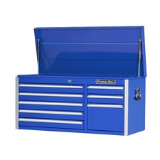 "<strong>Extreme Tools</strong> 41"" 8 Drawer Professional Tool Chest in Blue"