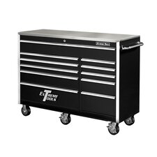 """56"""" Wide 11 Drawer Professional Bottom Cabinet"""