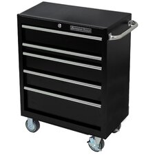 "30.75"" Wide 5 Drawer Bottom Cabinet"