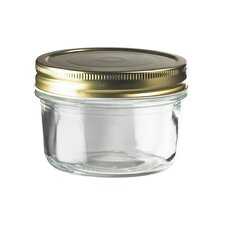 Toscana Wide Mouth Jar (Set of 12)