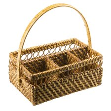 St Lucia Utility Basket in Remailer