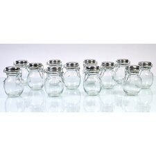 Orcio Spice jars (Set of 12)