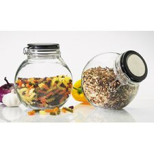 Space Saver Jar (Set of 2)