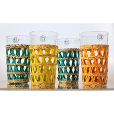 16 oz. La Bamba Highball in Assorted (Set of 4)