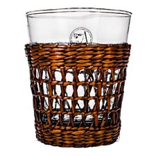 <strong>Global Amici</strong> Bali Double Old Fashioned Glass (Set of 4)