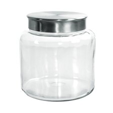 Montana Modern Jar with Flat Lid