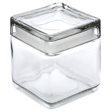 Stackable Square Jar
