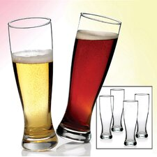 Grand Pilsner Beer Glass (Set of 4)