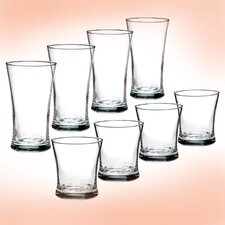 8 Piece Duchess Glassware Set