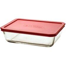 11-Cup Rectangular Kitchen Storage Container