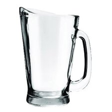 Beer Wagon Pitcher in Clear (Set of 6)
