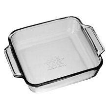 <strong>Anchor Hocking</strong> Oven Basics Square Cake Pan