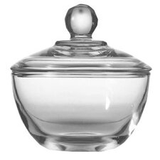 Sugar Bowl with Lid (Set of 4)