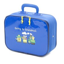 "Going to Grandma""s Children""s 9.5"" Suitcase"