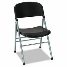 <strong>Bridgeport™</strong> Endura Molded Folding Chair (Set of 4)