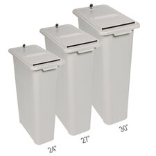 "<strong>HSM of America,LLC</strong> Shredinator 24"" Locking Shred bin"