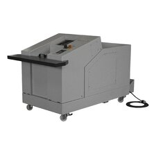 HDS 230-2 hard drive & backup media dual stage shredder