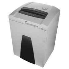 HSM SECURIO P44c, 43-46sheet, Cross-cut, 55 gal. Capacity