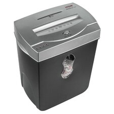 Shredstar X10, 10 sheet Cross Cut, 5.5 Gallon Capacity