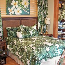 <strong>Hanalei Home</strong> Ohana Duvet Cover Collection