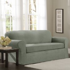 2 Piece Maggie Loveseat Slipcover