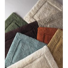 Egyptian Cotton Non-Slip Bath Rug