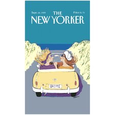 Conde Nast New York Girl Friends Beach Towel