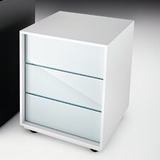 Luminare 3 Drawer Unit