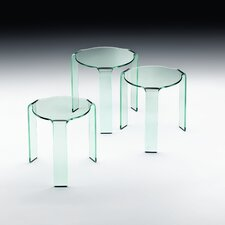 <strong>FIAM ITALIA</strong> Omaggio Alvar Aalto Tris Coffee Table