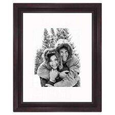 """11"""" x 14"""" Traditional Frame in Mahogany"""