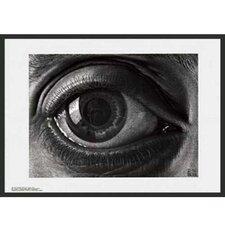 'Eye' by Escher Framed Painting Print