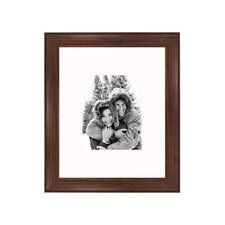 "16"" x 20"" Traditional Frame in Dark Walnut"
