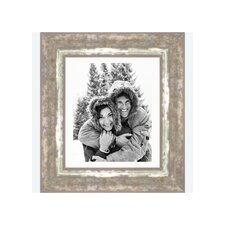 """8"""" x 10"""" Frame in Cocoa and Moss Silver"""
