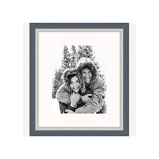 "8"" x 10"" Frame in Black with Silver Lip"