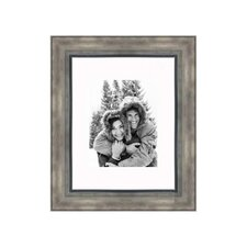 """11"""" x 14"""" Hammered Frame in Smokey Silver"""
