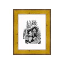 "11"" x 14"" Rustic Pitted Pine Frame in Yellow"
