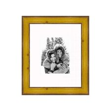 "16"" x 20"" Rustic Pitted Pine Frame in Yellow"