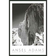"Monolith Framed Print by Ansel Adams - 36"" x 24"""