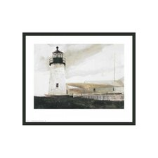"Easterly by Andrew Wyeth Framed Print - 24"" x 32"""