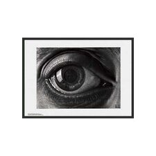 "Eye by Escher Framed Print - 19.5"" x 27.5"""