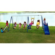 Fun Time Again Swing Set