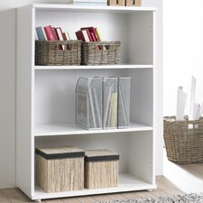 Box Bookcase with 3 Shelves