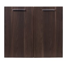Performance Door for Bookcase (Set of 2)