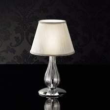 "Cheope 16.5"" H Table Lamp with Empire Shade"