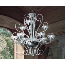 Bolero 9 Light Chandelier