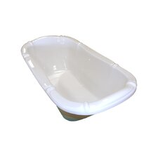 "69"" x 39"" Drop-In Whirlpool Tub"