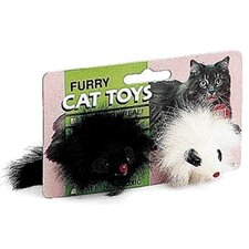<strong>Ethical Pet</strong> Miami Mice Cat Toy (Twin Pack)